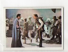 "STAR WARS ""EL RETORNO DEL JEDI"" SPANISH TRADING CARD BY PACOSA DOS - NUMBER 112"