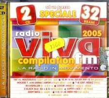 A.V. RADIO VIVA FM COMPILATION (T&F Avalon Doc Phatt Blaze DJ Trix..) 2CD SEALED