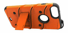 Zizo Bolt Case for iPhone 8 Plus - Orange/Black