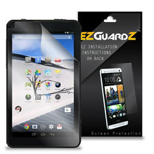 """2X EZguardz LCD Screen Protector Cover HD 2X For iView i700 SupraPad 7"""" Tablet"""