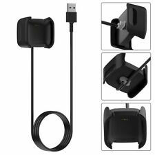 For Fitbit Versa 2 Watch Charging Dock Usb Cable Replacement Power Charger 1m
