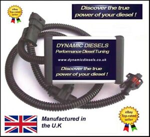 TRANSIT CONNECT 1.8 TDCi  Diesel Performance Remap Tuning Chip Box Ford Transit