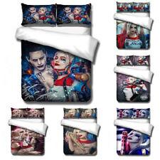 Clownfrau Harry Quinn 3D Printed Bedding Set 2/3PCS Duvet Cover & Pillowcase(s)