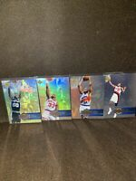 "1994 Upper Deck NBA Basketball ""Holojam"" Cards Ewing Barkley Knicks Suns Spurs"