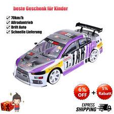 RC Auto Fernbedienung Drift Rennwagen 4WD 1:10 RC Modell Racing Car 70km / h