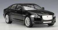 Welly 1:24 Jaguar XJ Black Diecast Model Sports Racing Car Toy NEW IN BOX