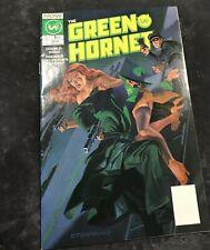 Green Hornet #1 November 1989 Now Comics