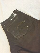 G STAR ATTACC LOW STRAIGHT JEAN SZ 38/34 !!!