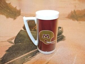 "Minnesota Gophers 1967 Football Big10 Champions 6.6"" Thermo-Serv Tumbler"