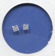 (2) Natural Diamond(s) - - Square Cut - @GH - I1 - 0.51