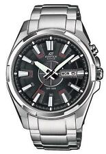 casio edifice efr-102d -1 avef 100m day-date watch rrp £ 125 uk stockist