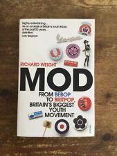 Mod bebop to britpop mods rockers the Jam Scooter Boys Quadrophenia The Who
