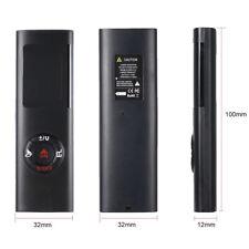 40M Portable Mini Digital Handheld Smart Laser Distance Meter Range Rangefinder