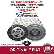 KIT FRIZIONE ORIGINALE FIAT PANDA (169) 1.2 Bi-Power / Natural > 71752235 821457