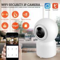 WIFI Intercom Baby Monitor 1080P Security Camera Indoor Night View Anti-theft