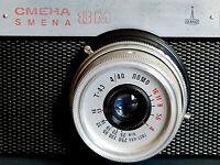 SMENA 8M de LOMO : le célèbre appareil format 24x36 - Lomography.