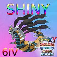 ☆ Shiny Giratina Origin / Origine ☆ 6IV Strat Pokemon Sun & Moon ROSA X & Y