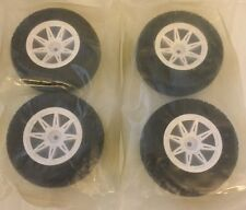 1/10 short course onroad rims and tires