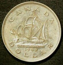 1949 Canada $1 Dollar Silver #5771