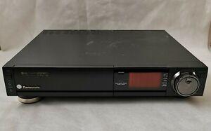 Panasonic NV-FS90 SVHS HI FI stereo Video Recorder - SPARES OR REPAIR