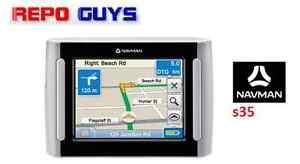 Navman S35 4.7'' GPS Receiver  :FAULTY