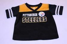 Toddler Pittsburgh Steelers 2T Jersey Shirt NFL Team Apparel Jersey