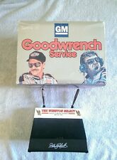 DALE EARNHARDT RARE ACTION BANK PEN HOLDER WINSTON SELECT GOODWRENCH Stand Only