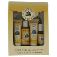 Baby Bee Getting Started Kit by Burt's Bees for Kids - 5 Pc Kit 1.0oz Baby Bee