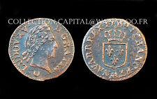 Liard à l'écu 1769 AA (Metz) Vieille tête. Louis XV°. Bronze