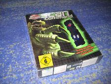 Jurassic Park: Scan Command Game PC BIG BOX Barcodes Spiel NEU Dinosaurier
