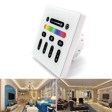 Touch Screen RGB/RGBW Led Controller 2.4G 4-Zone Wireless RF Remote Mi light