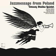 TOMASZ STANKO QUINTET Jazzmessage from Poland Audiophile LP RE-Edition MINT JG