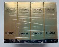 Chanel Sublimage L'ESSENCE LUMIERE set 12 x 5 ml (60 ml) vip gift miniature