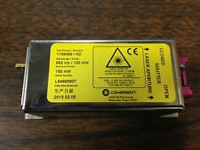 COHERENT CUBE DIODE LASER  1156466 660nm 100mW