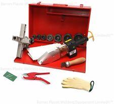 Brand New - 110v PPR Pipe Welding Kit - Socket Fusion Welder Heating Tool Plate