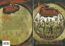 Buck Commander Season 4 Deer Hunting 11 Episodes Wide Sreen DVD NEW Ships Fast