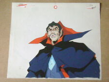 TOMB OF DRACULA  Sovereign Of The Damned MARVEL ANIME PRODUCTION CEL