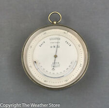 Antique 19th C. Barometer Thermometer by Adie, London.