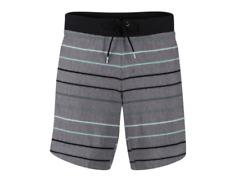 Zoot - Men's 2 in 1 Board Short 8 inch - Ombre Stripe - Medium