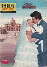 Les Films pour Vous N° 166/1960 - La Fille de la Place St Pierre, V. de Sica