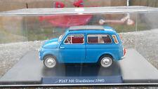 AUTO VINTAGE  FIAT 500 GIARDINIERA 1960-  SCALA 1/24