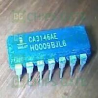 1PCS INTERSIL CA3146AE DIP High-Voltage Transistor Arrays IC