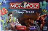 MONOPOLY DISNEY PIXAR Edition Hasbro Board Game - 2007 - FRENCH En Francais!