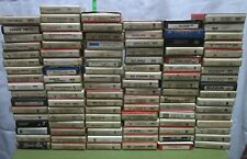 COUNTRY MUSIC Barbara Mandrell lot 8-track 100 tapes Johnny Rodriguez & Cash