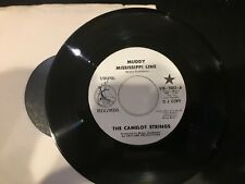 RARE PROMO 45 Camelot Strings With Pen In Hand Muddy Mississippi Line VIKING VG+