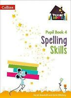 Spelling Skills Pupil Book 4 by Snashall, Sarah|Whitney, Chris (Paperback book,
