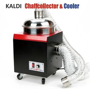 KALDI ChaffCollecter & Cooler for Home Cafe Coffee Roasting Cooling Rich Flavour