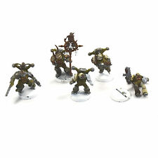 CHAOS SPACE MARINE 5 Plague marines #1 Metal Warhammer 40K
