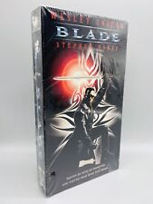 Blade (VHS, 1998) New ~ Free Shipping! 🚚📦