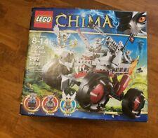 Lego CHIMA #70004 Wakz' Pack Tracker Building Toy Set